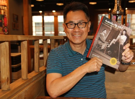 Arthur Dong will receive the 2015 American Book Award for Forbidden City, USA: Chinese American Nightclubs, 1936-1970 on October 25, 2015 in San Francisco. Photo Lia Chang