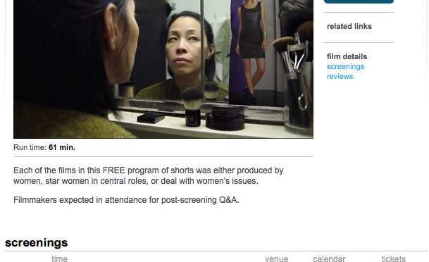 Hide and Seek starring Lia Chang and Garth Kravits screens at the 2015 Philadelphia Asian American Film Festival (PAAFF15) in Women's Shorts Program at Asian Arts Initiative on Nov. 21