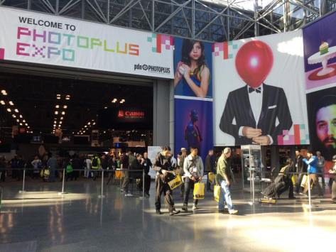 PDN's 2015 PhotoPlus International Conference + Expo at the Javits Center in New York on October 23, 2015. Photo by Lia Chang