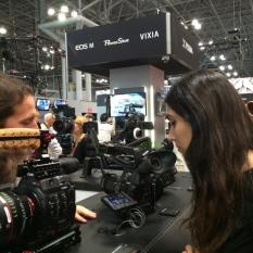 PDN's 2015 PhotoPlus International Conference + Expo at the Javits Convention Center in New York on October 23, 2015. Photo by Lia Chang