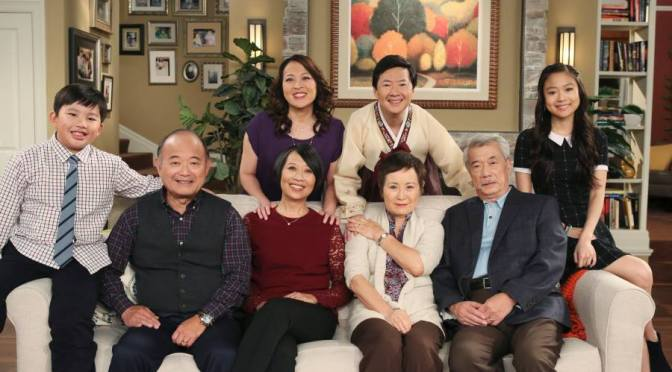 Jeanne Sakata, Dana Lee, Alexis Rhee, Clyde Kusatsu guest star on DR. KEN's Korean/Japanese-American Thanksgiving on Nov. 20