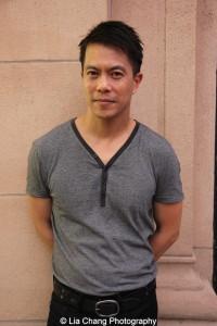 Byron Mann. Photo by Lia Chang