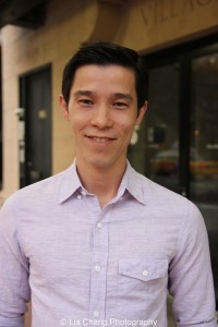 Jason Tobin. Photo by Lia Chang