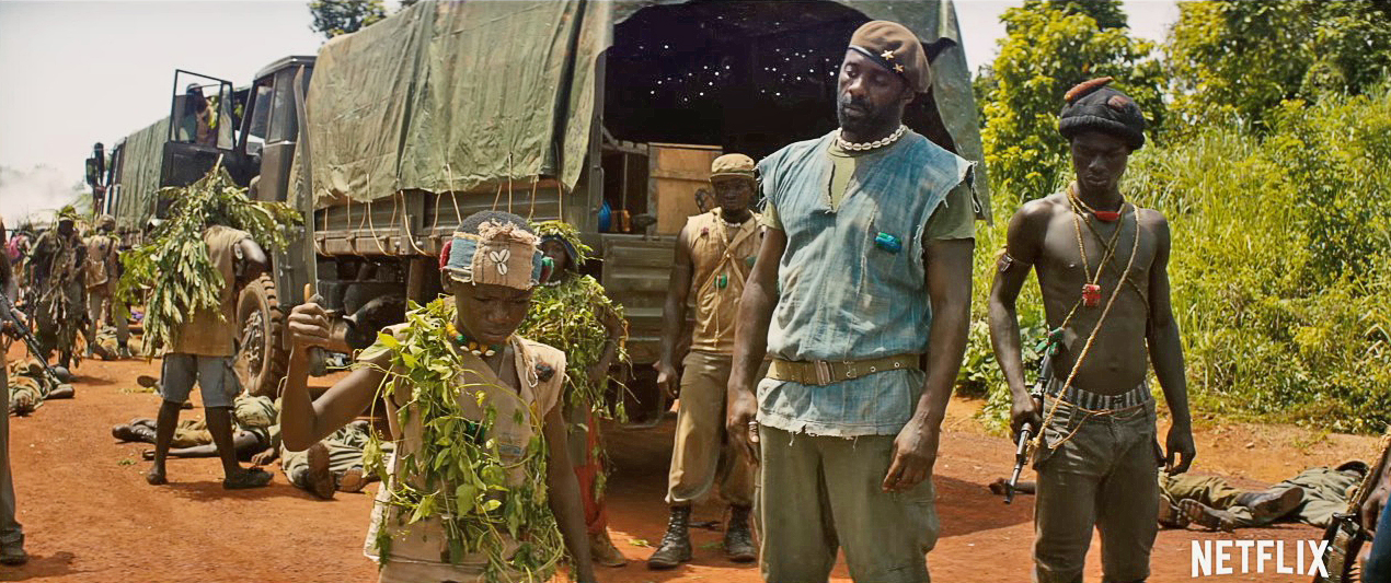Beasts of No Nation (Netflix)