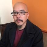 Scott Chops Jung. Photo by Lia Chang