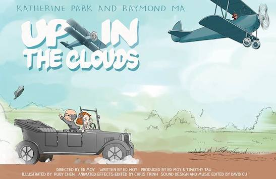 UP IN THE CLOUDS to have International Premiere Screening at 2016 Cayfilm Cayman International Film Festival on July 3