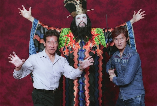 Photos: Inside HorrorHound and Son of Monsterpalooza with 'Big Trouble in Little China' stars Peter Kwong, James Hong and James Pax