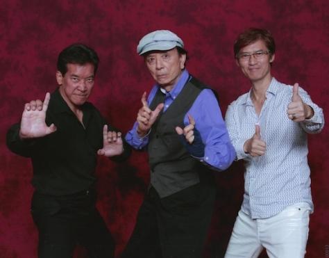BTILC stars Peter Kwong (Rain), James Hong (David Lo Pan), and James Pax (Lightning) Peter Kwong and Frankenhead at HorrorHound Weekend at the Marriott Indianapolis East, September 2015.