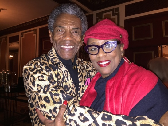 André De Shields and E. Faye Butler appeared in the 2015 Arena Stage production of 'King Hedley II'. Photo by Merle Frimark