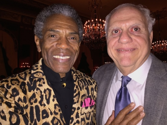 André De Shields and Joe B. Photo by Merle Frimark