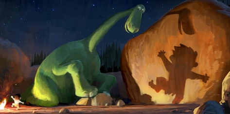 Peter Sohn's 'The Good Dinosaur'