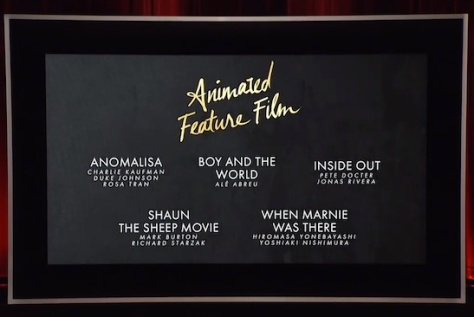 Animated Feature