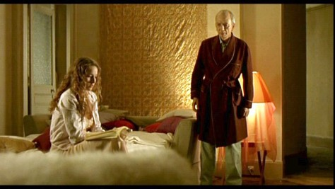 Photo of Leelee Sobieski from The Idol (2002) with James Hong