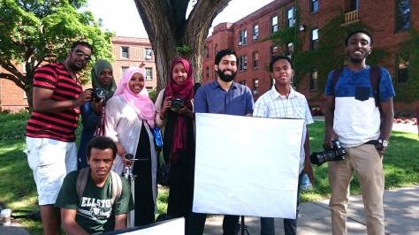 MUSLIM YOUTH VOICES by Musa Syeed