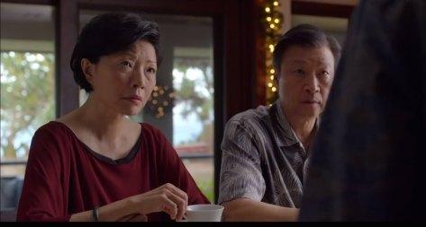 """Elizabeth Sung and Tzi Ma in """"Pali Road""""."""