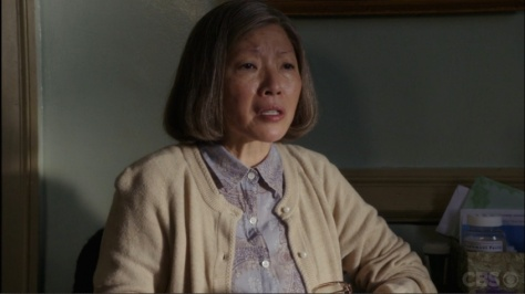"Elizabeth Sung in ""Elementary""."