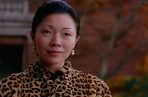 "Elizabeth Sung as Second Wife in ""The Joy Luck Club"""