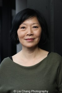 Elizabeth Sung. Photo by Lia Chang