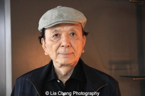 James Hong. Photo by Lia Chang