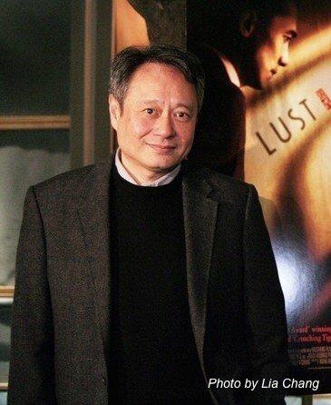Ang Lee. Photo by Lia Chang