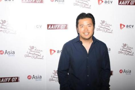 Justin Lin. Photo by Lia Chang