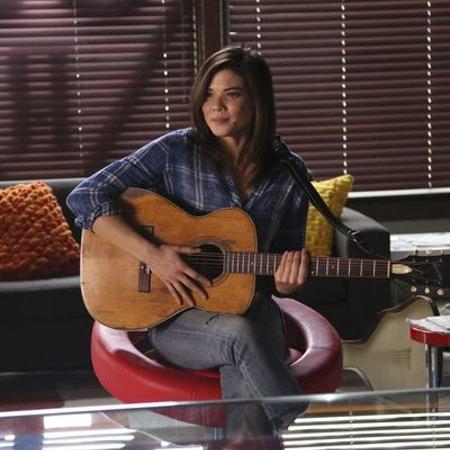 """Jeananne Goossen plays Vita Martin on ABC's """"Nashville"""". Mark Levine/ABC"""