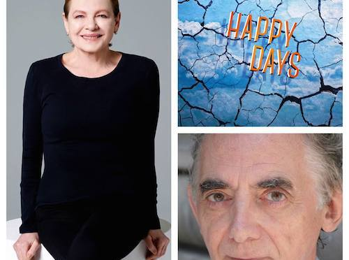 Two-Time Oscar Winner Dianne Wiest and Jarlath Conroy Star in Beckett's HAPPY DAYS at Yale Rep, April 29 – May 21