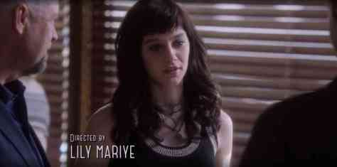 "Aubrey Peeples as Layla Grant in ""Nashville""."