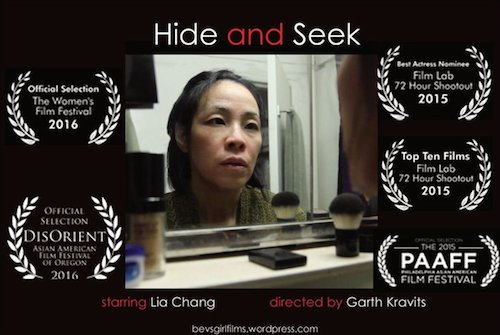 Lia Chang and Garth Kravits' HIDE AND SEEK Screens in 11th Annual DisOrient Asian American Film Festival of Oregon on May 1; Complete Lineup
