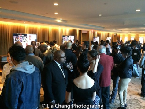 The Urban Action Showcase & Expo's premiere screening of Owen Ratliff's BLACK SALT at HBO in New York on April 27, 2016. Photo by Lia Chang