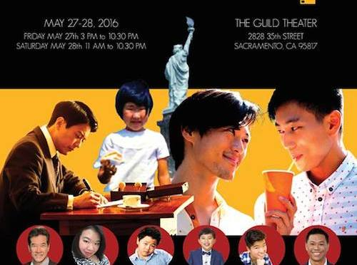 "2016 SAPFF: Peter Kwong, Hudson Yang, Albert Tsai, Joz Wang and Baldwin Chiu set for ""Rise and Represent"" Panel on May 28"