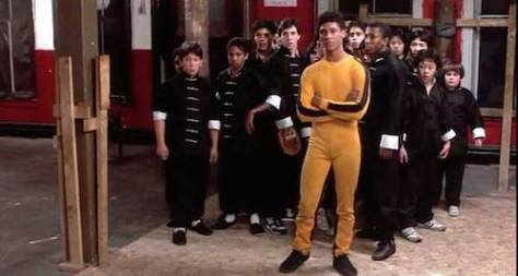 Taimak in THE LAST DRAGON