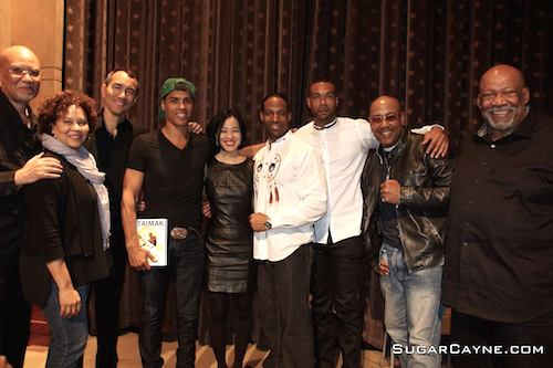 BLACK SALT Premiere and UASE Diversity in Action Panel Discussion featuring Warrington Hudlin, Lia Chang, Taimak, Kinyumba Mutakabbir, Mike Hodge, Kelly Edwards, Bobby Samuels and Vincent Lyn