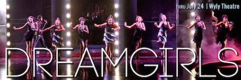 The cast of DREAMGIRLS. Photo by Karen Almond