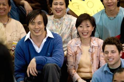 PING PONG PLAYA, center: Roger Fan, Elizabeth Sung, 2007. ©IFC Films