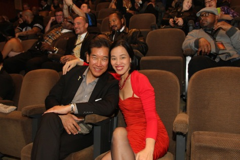 Peter Kwong and Lia Chang