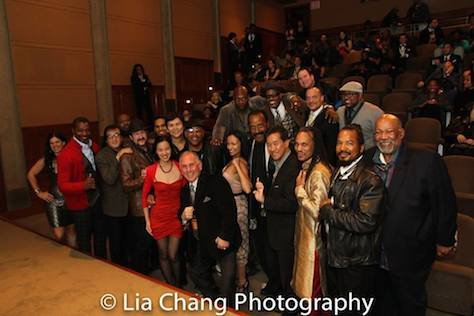 Opening night of the 2016 Urban Action Showcase and Expo at HBO in New York on November 11, 2016.