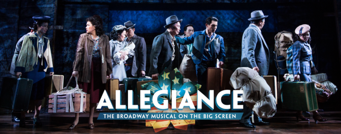 After Record-Breaking Premiere, Filmed Broadway Production of GEORGE TAKEI'S ALLEGIANCE, Returns to U.S. Cinemas February 19 Only