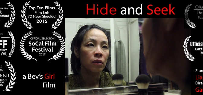 Q & A with Lia Chang and Garth Kravits, Creators of HIDE AND SEEK; Southern California Premiere Screening at 12th Annual 2017 Huntington Beach SoCal Film Festival on Feb. 11