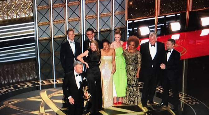 BLACK MIRROR Scores Two Emmys for Outstanding Writing for a Limited Series, Movie or Dramatic Special, and Outstanding TV Movie