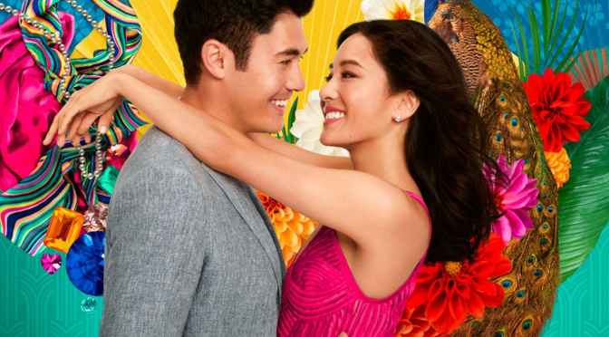 """""""Crazy Rich Asians"""" in Theaters August 15"""
