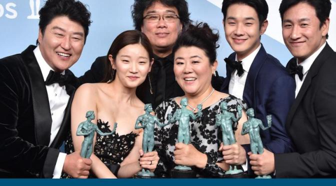 PARASITE Receives The Actor for Outstanding Performance by a Cast in a Motion Picture; Complete list of winners