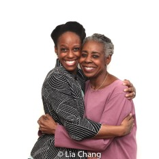 Kimberly Marable and Marjorie Johnson. Photo by Lia Chang
