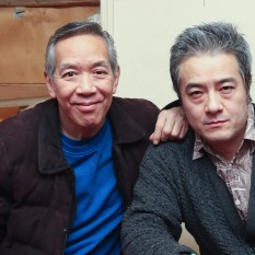 Henry Chang and Shing Ka. Photo by Lia Chang