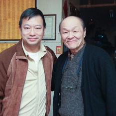 Michael Tow and Henry Yuk. Photo by Lia Chang