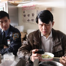 Tim Liu and Ronny Chieng. Photo by Lia Chang