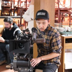 Cinematographer Jason Chew. Photo by Lia Chang