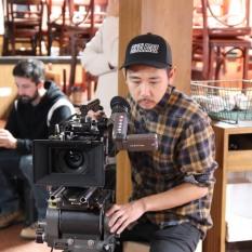 Cinematographer Jason Chew. Photo by Lia Chang