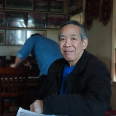 Henry Chang. Photo by Lia Chang