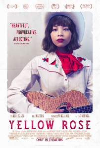 New Trailer: Sony's Stage 6 Films to Release Diane Paragas' Multiple Award-Winning Independent Film YELLOW ROSE Starring Eva Noblezada, Lea Salonga, Princess Punzalan, Dale Watson, Gustavo Gomez, Libby Villari and Liam Booth on October 9